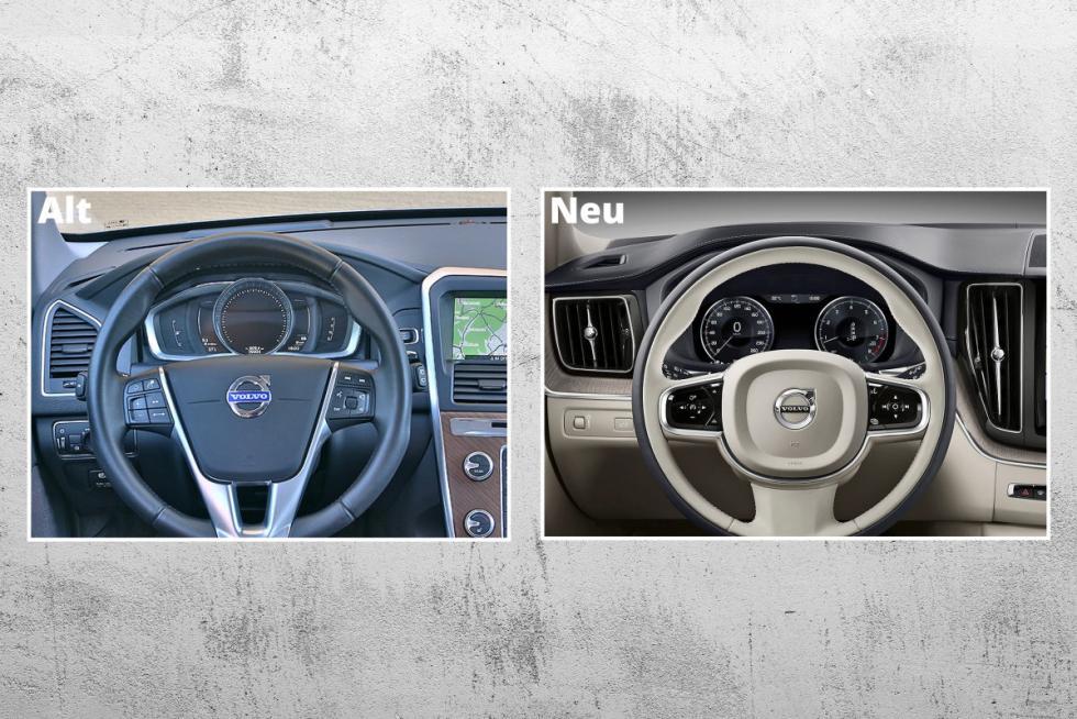 Mantiene un cockpit digital, pero con el diseño clásico de dos indicadores. Boto
