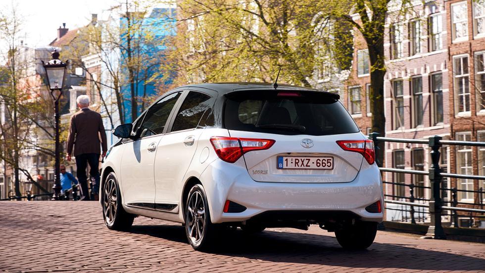 Toyota Yaris 2017 (patrocinado)