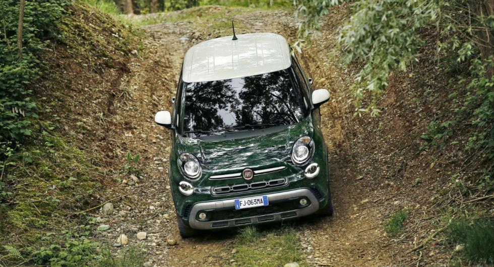 Fiat 500L 2018 Cross