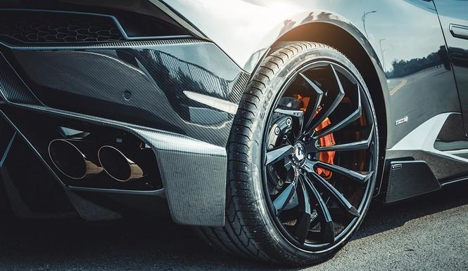 Lamborghini Huracán Cromo