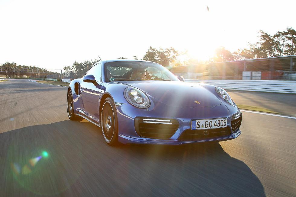 911 Turbo/911 Carrera 4S/911 GTS