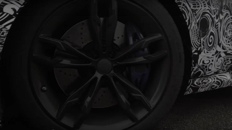 BMW M8 Coupé 2019 detalle llanta