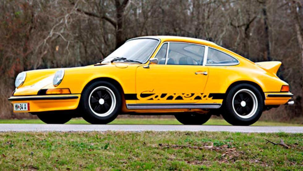 Porsche 911 Carrera RS (1973)