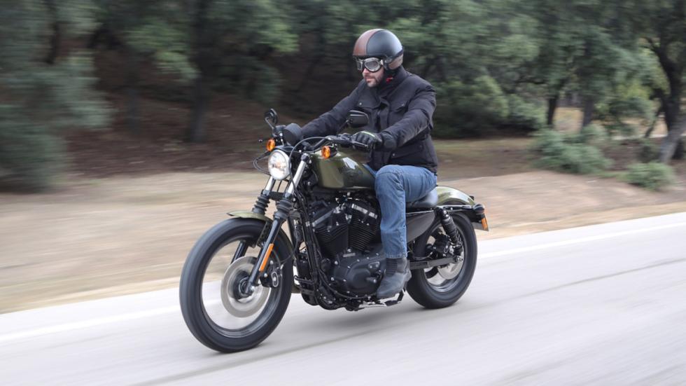 Prueba-Harley-Davidson-Iron-883-2017