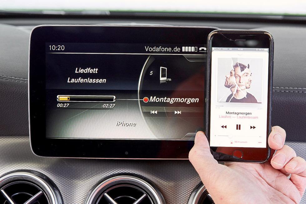 Audi Q3 vs Mercedes GLA vs Mini Countryman