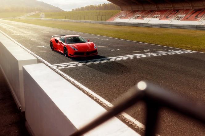 Ferrari 488 Novitec