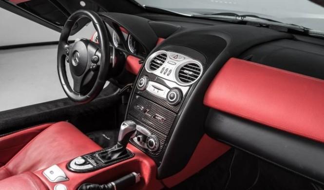 Venta Mercedes SLR McLaren Roadster Fab Design