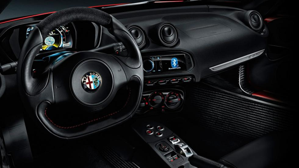 Alfa Romeo 4C cuadro
