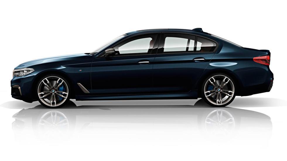 BMW M550d xDrive (II)