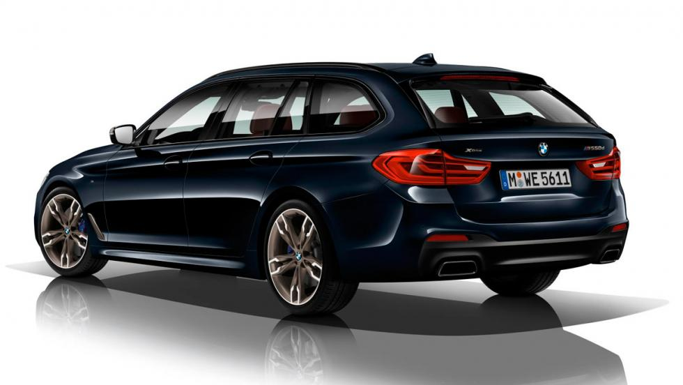 BMW M550d xDrive (V)