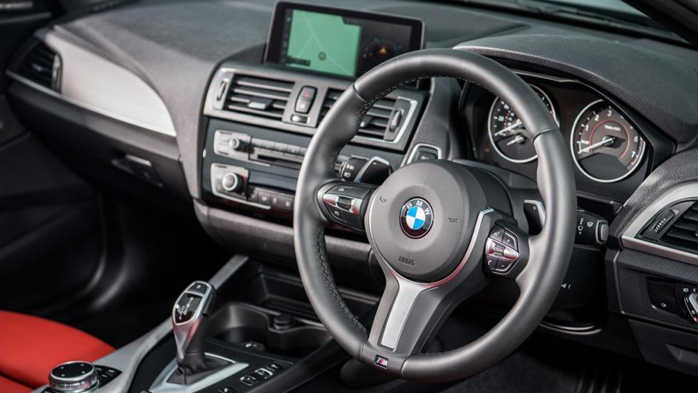 Las claves del BMW Serie 1 M140i - Mejor en manual