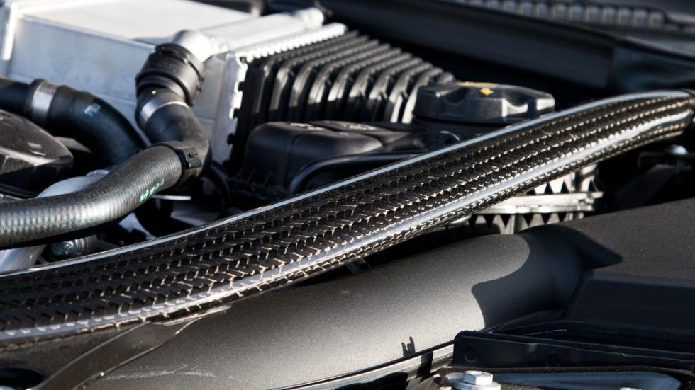 Prueba BMW M3 deportivo sedán aleman lujo M performance