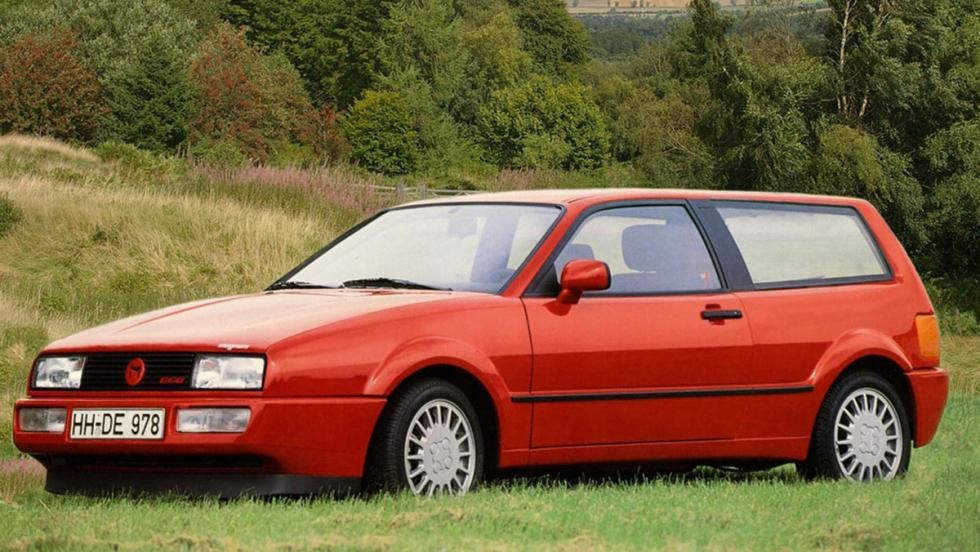 Volkswagen Corrado Magnum
