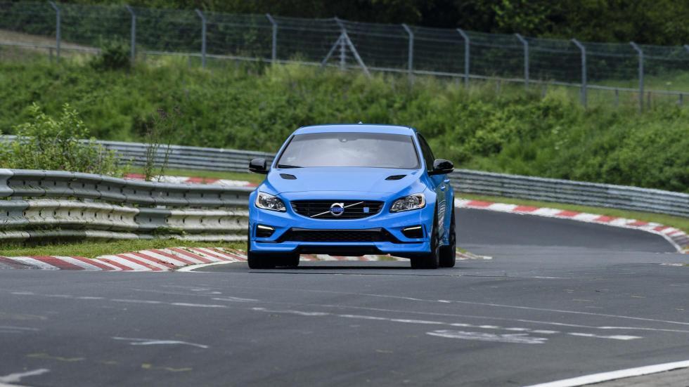 Volvo S60 Polestar en Nürburgring berlina rapida récord