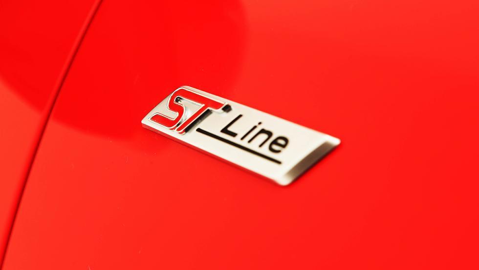 5 claves del Ford Fiesta 2017 - De momento la versión más interesante es la ST Line... por razones obvias