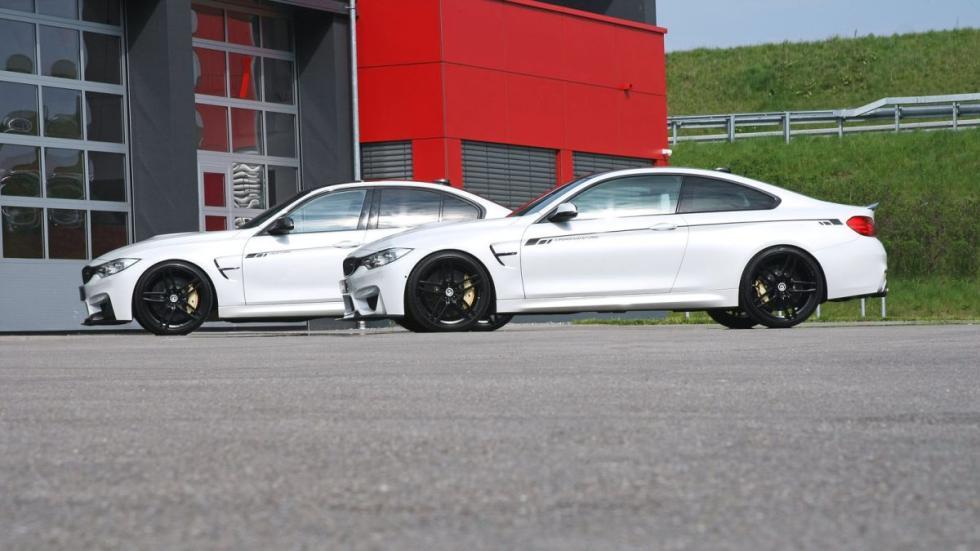 BMW M3 y M4 by G-Power