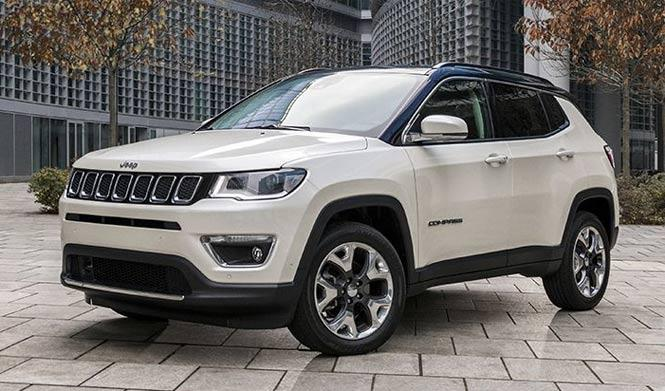 prueba jeep compass 2017. Black Bedroom Furniture Sets. Home Design Ideas