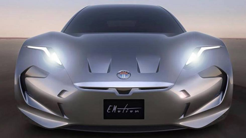 Fisker EMotion morro