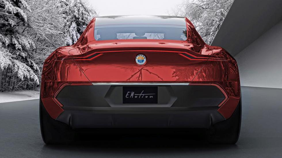 Fisker EMotion zaga
