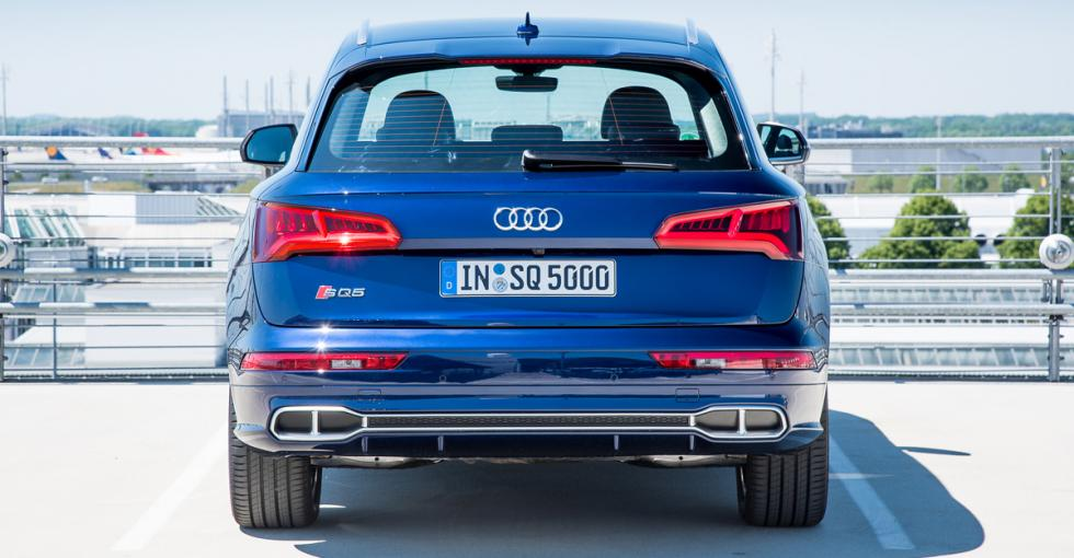 Audi TechDay SQ5