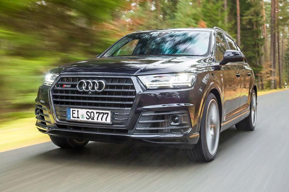 MTM Audi SQ7: lo probamos