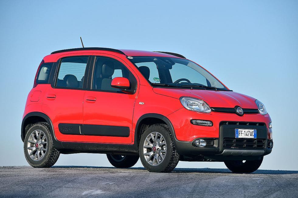 Fiat Panda vs Suzuki Ignis