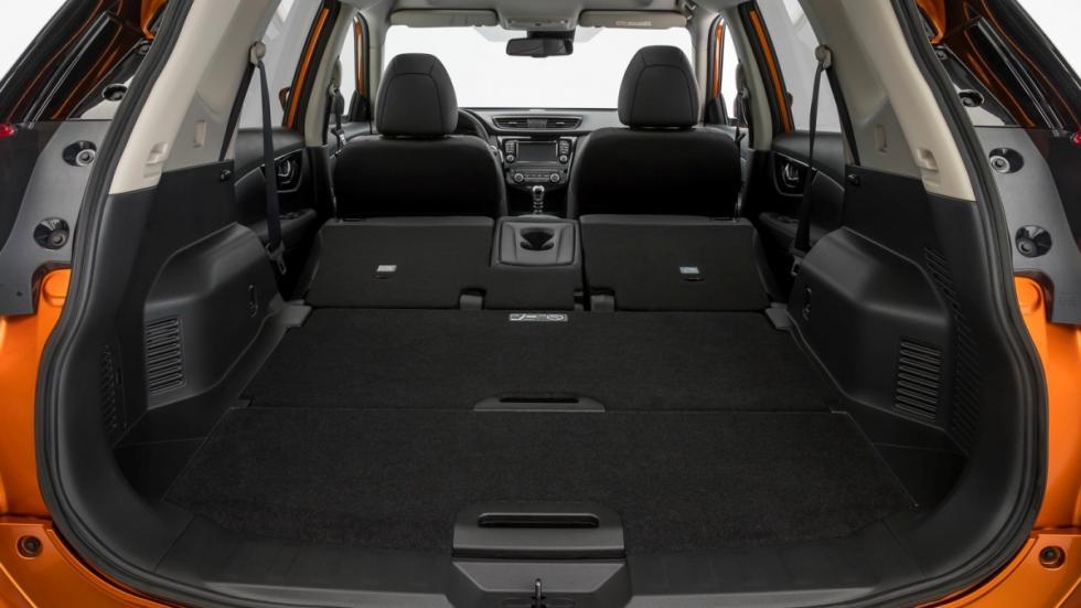 Nissan X-Trail 2017: las fotos