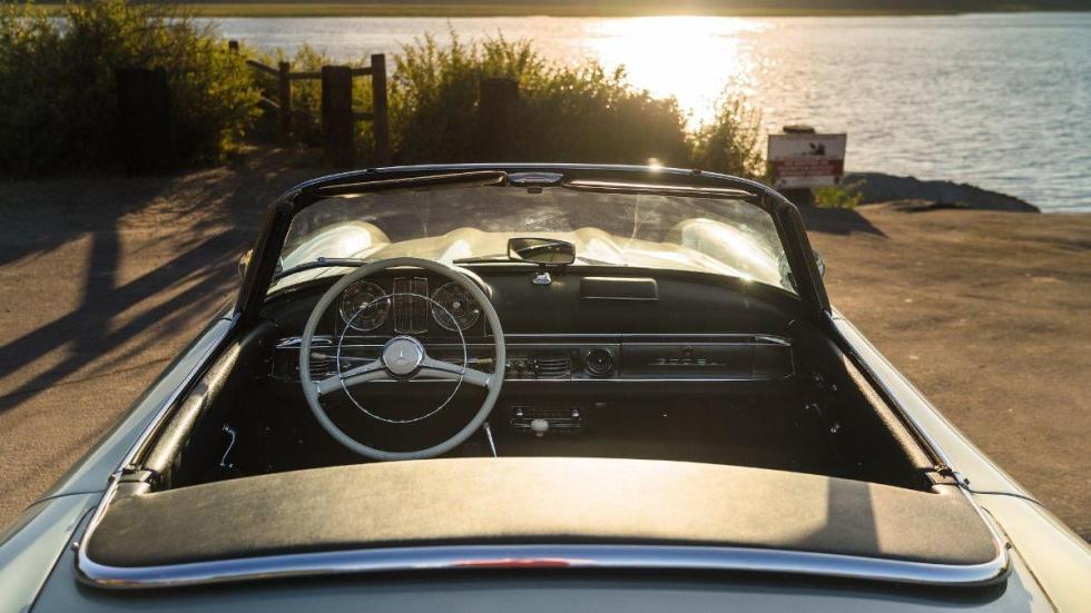 Subasta Mercedes 300SL Roadster 1960