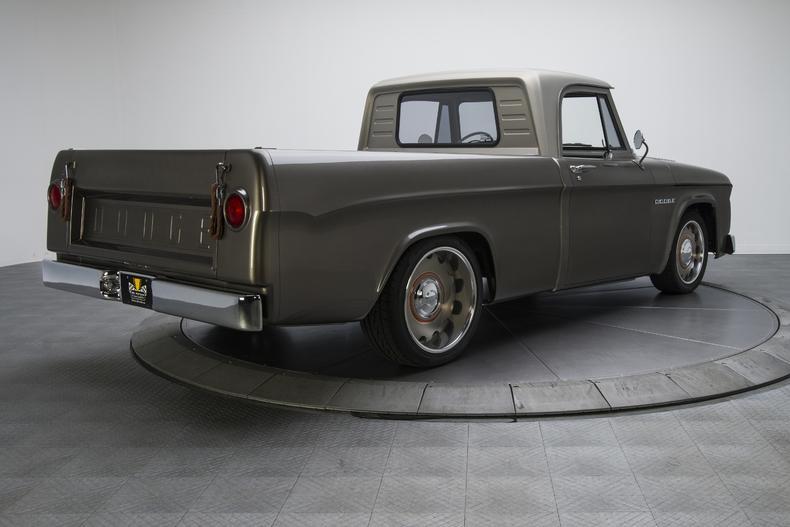 Dodge D100 de 1965