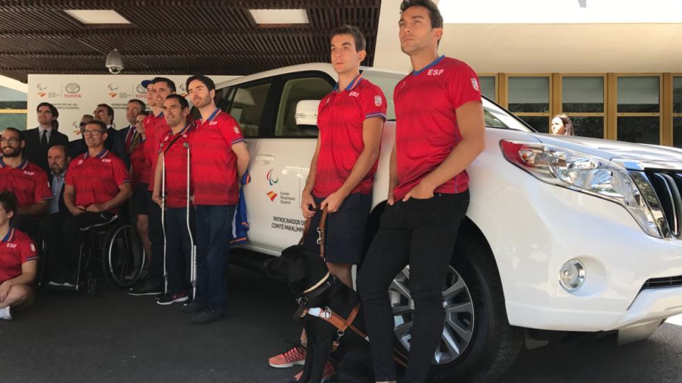 Toyota Landcruiser Consejo Superior de Deportes