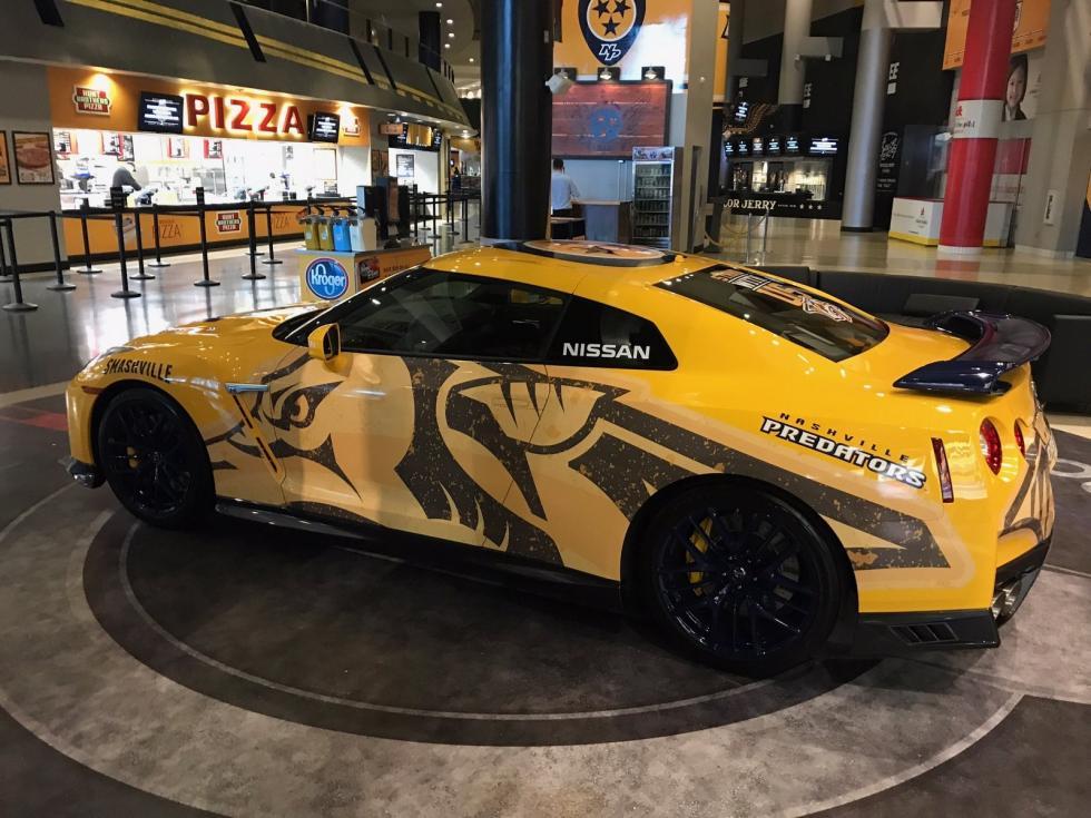 Nissan GT-R 'Predzilla'