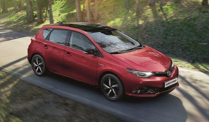 Toyota Auris Bi-tono: doble color, doble atracción
