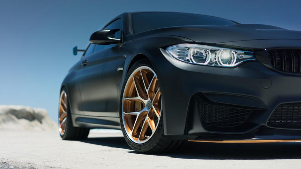 BMW M4 GTS TAG Motorsports delantera