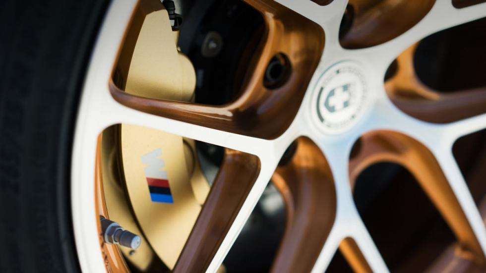 BMW M4 GTS TAG Motorsports llanta