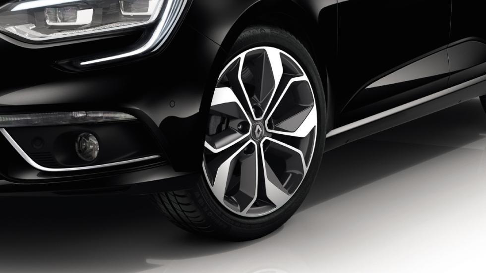 Renault Mégane AKAJU llanta