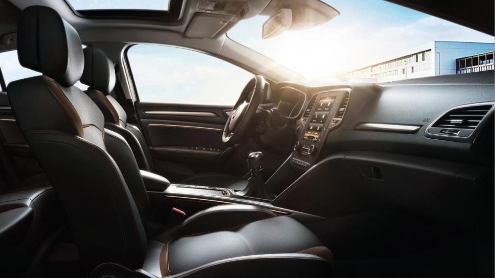 Renault Mégane AKAJU interior