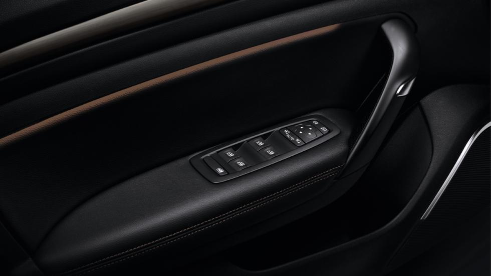 Renault Mégane AKAJU detalle puerta