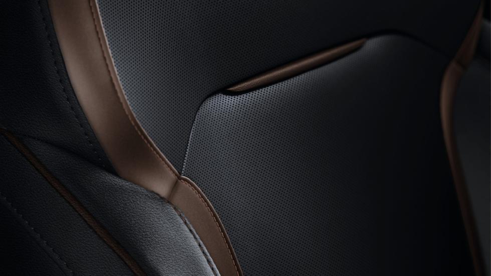 Renault Mégane AKAJU detalle asiento