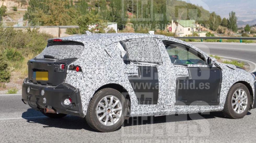 Ford Focus 2018: primeras fotos