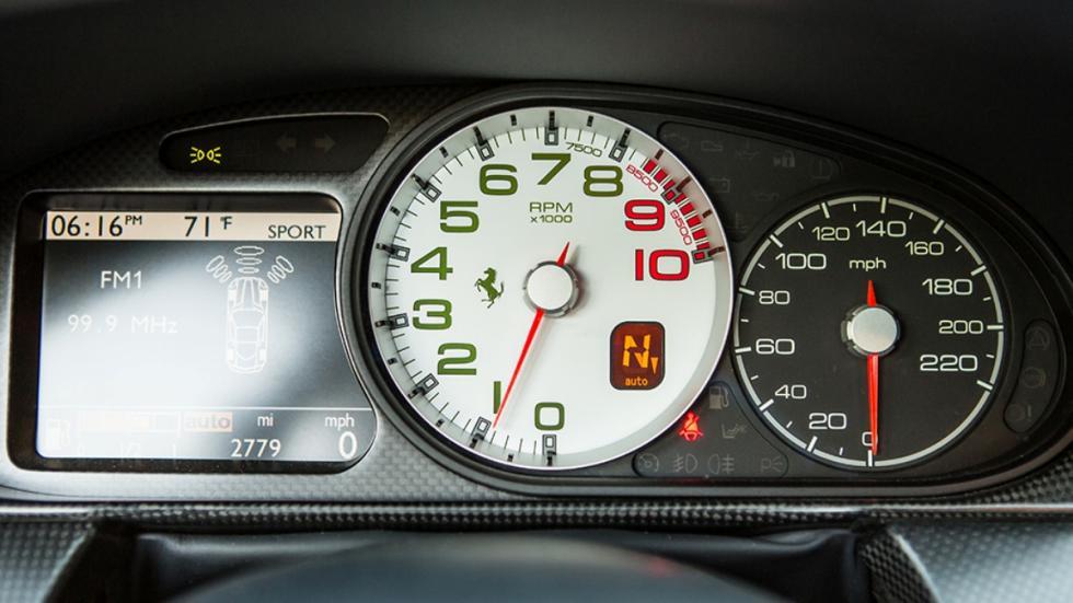 Subasta Ferrari 599 GTO 2011