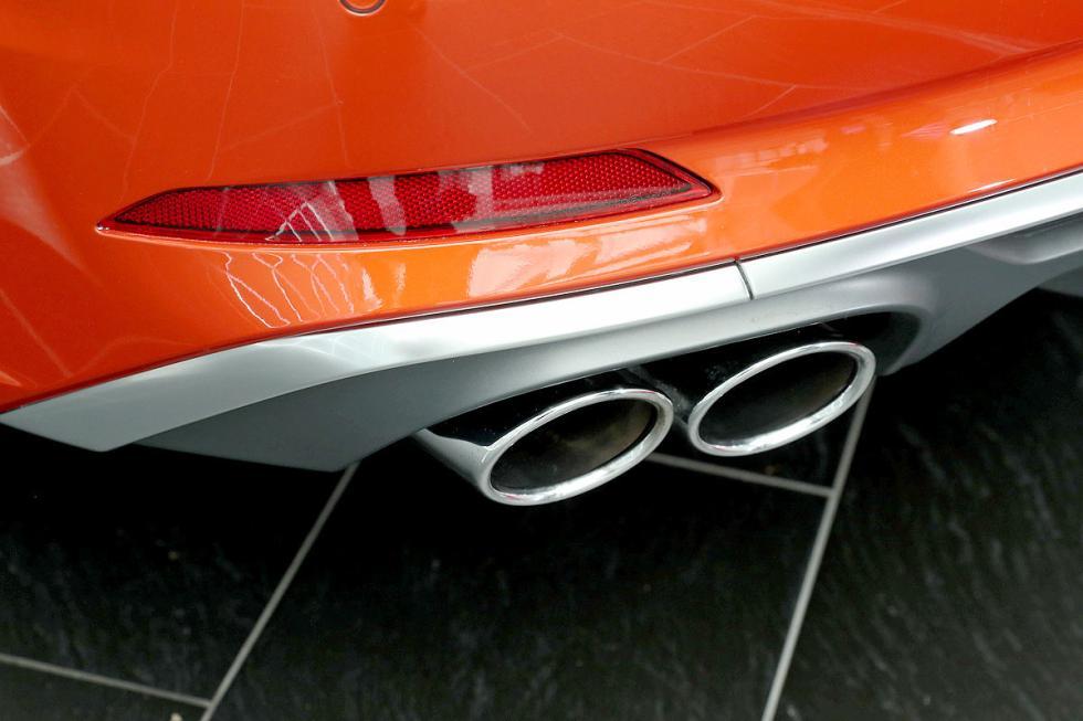 Kia Stinger contra Audi S5