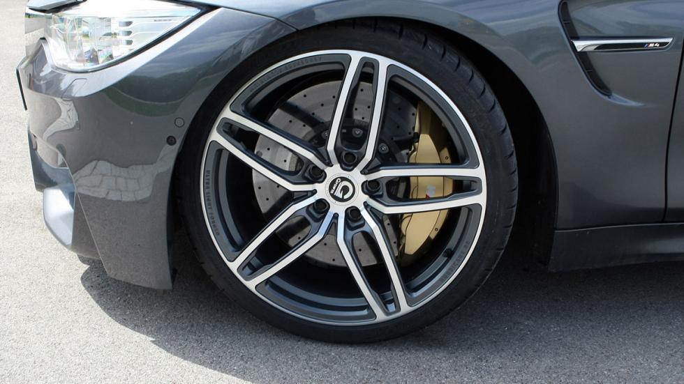 BMW M3 M4 by G-Power llanta