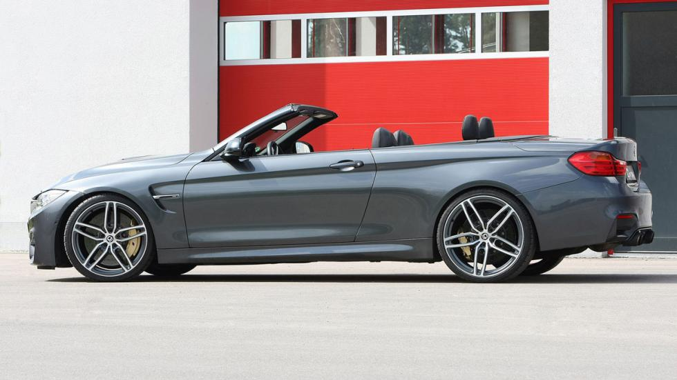 BMW M4 Cabrio G-Power lateral