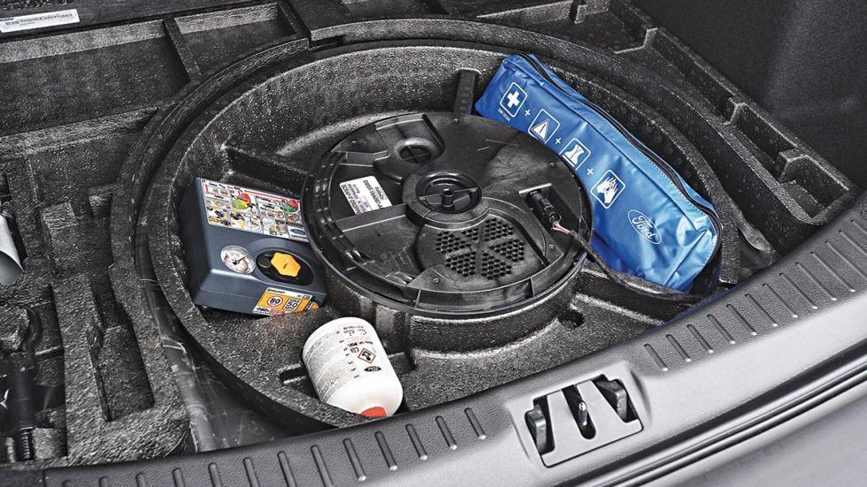 Comparativa SUV  compactos Ford Kuga