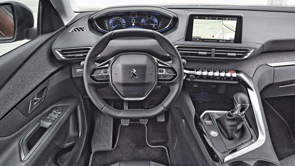 Comparativa SUV  compactos Peugeot 3008
