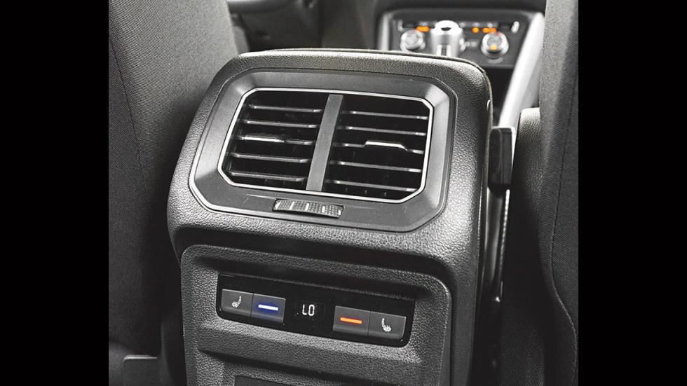 Comparativa SUV  compactos Volkswagen Tiguan