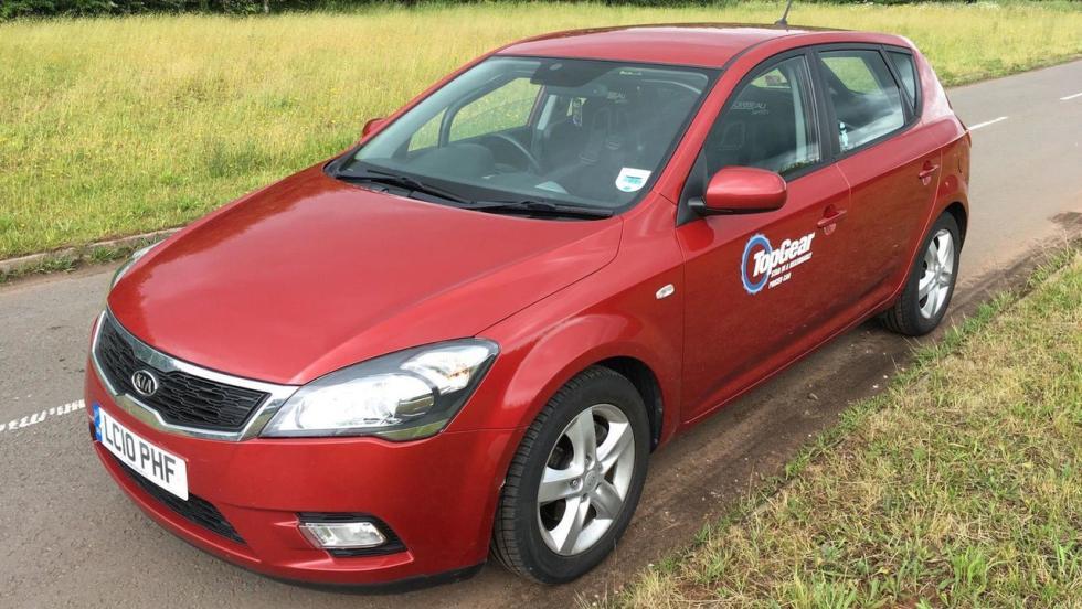 subasta coche precio razonable top gear