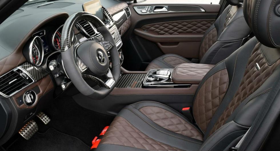 Mercedes-AMG GLE 63 S Inferno