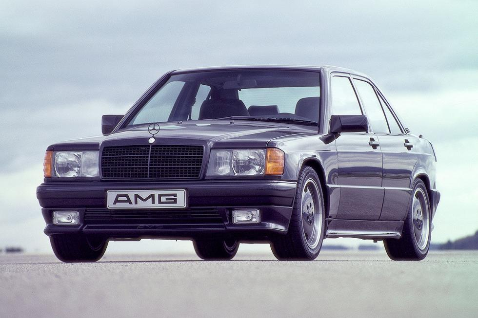 50 años de AMG