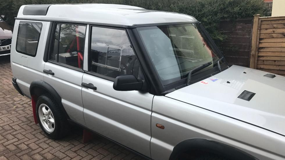 Land Rover Discovery motor BMW M3